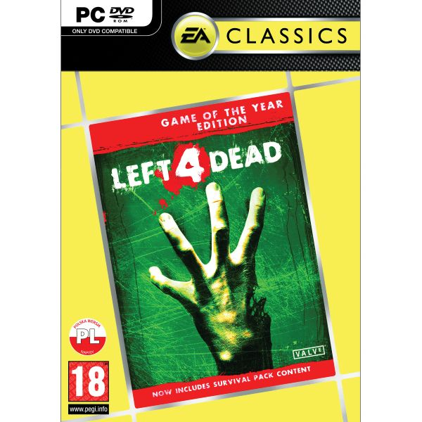 Left 4 Dead CZ (Game of the Year Edition)