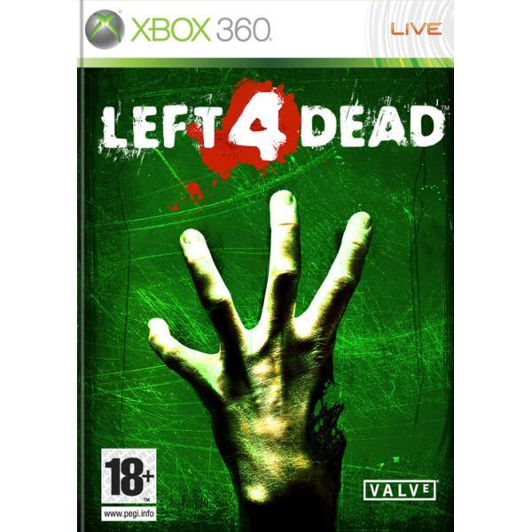 Left 4 Dead [XBOX 360] - BAZÁR (použitý tovar)