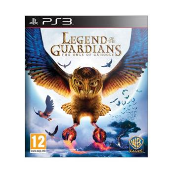 Legend of the Guardians: The Owls of Ga�Hoole [PS3] - BAZ�R (pou�it� tovar)