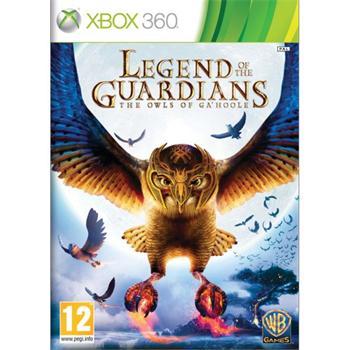 Legend of the Guardians: The Owls of Ga'Hoole [XBOX 360] - BAZÁR (použitý tovar)