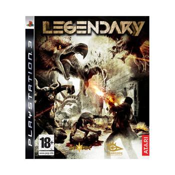 Legendary [PS3] - BAZÁR (použitý tovar)