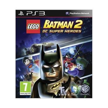 LEGO Batman 2: DC Super Heroes [PS3] - BAZÁR (použitý tovar)