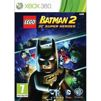LEGO Batman 2: DC Super Heroes [XBOX 360] - BAZÁR (použitý tovar)