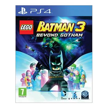 LEGO Batman 3: Beyond Gotham [PS4] - BAZ�R (pou�it� tovar)