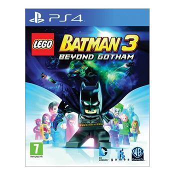 LEGO Batman 3: Beyond Gotham [PS4] - BAZÁR (použitý tovar)