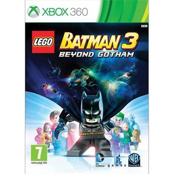 LEGO Batman 3: Beyond Gotham [XBOX 360] - BAZÁR (použitý tovar)