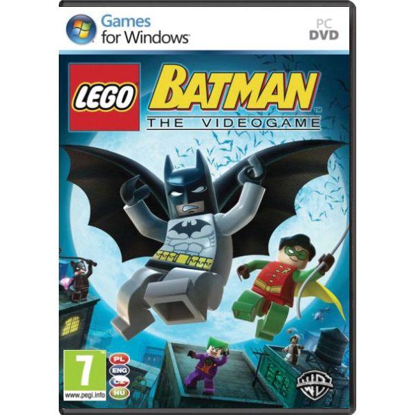 LEGO Batman: The Videogame CZ