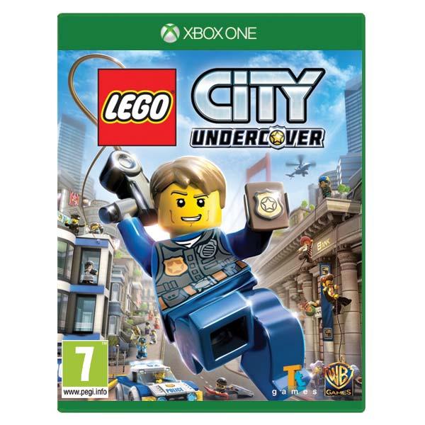 LEGO City Undercover [XBOX ONE] - BAZÁR (použitý tovar)