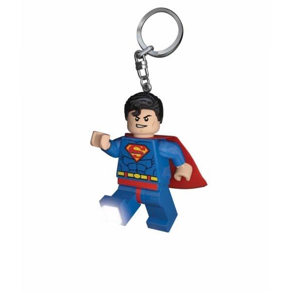 LEGO DC Super Heroes Superman, svietiaca figúrka
