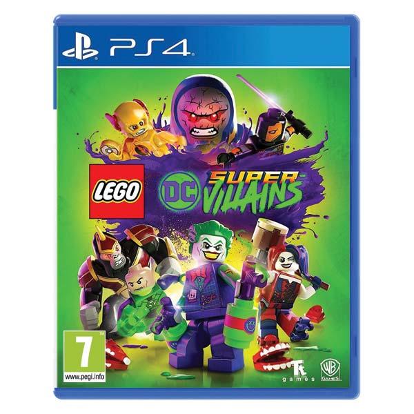 LEGO DC Super-Villains [PS4] - BAZÁR (použitý tovar)