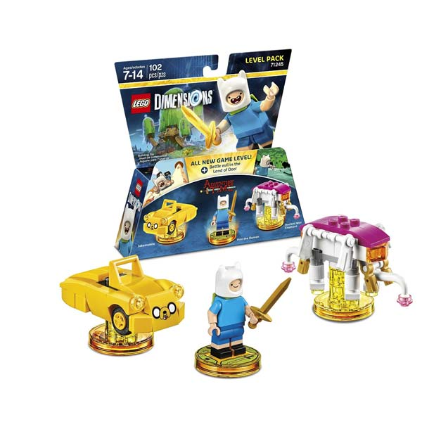 LEGO Dimensions Adventure Time Level Pack 71245