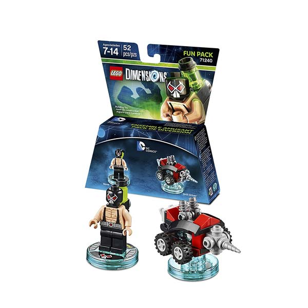 LEGO Dimensions Bane Fun Pack