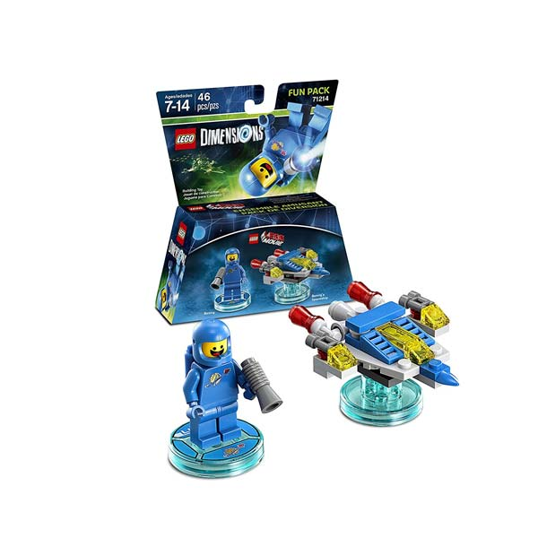 LEGO Dimensions Benny Fun Pack 71214