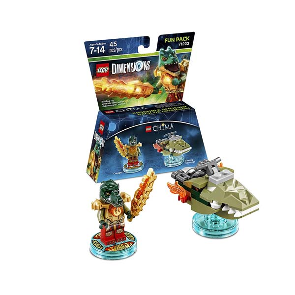 LEGO Dimensions Cragger Fun Pack 71223