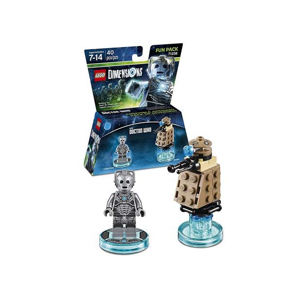 LEGO Dimensions Cyberman Fun Pack 71238