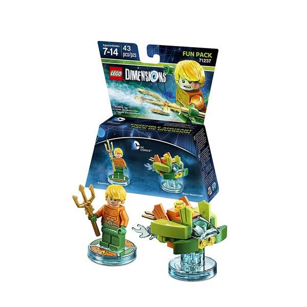LEGO Dimensions DC Aquaman Fun Pack 71237
