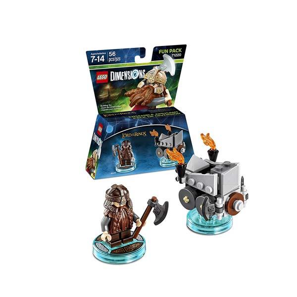 LEGO Dimensions Gimli Fun Pack 71220