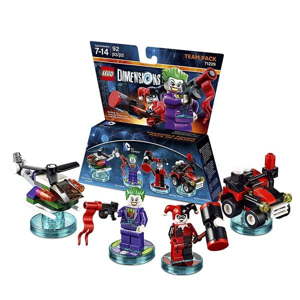 LEGO Dimensions Joker & Harley Quinn Team Pack
