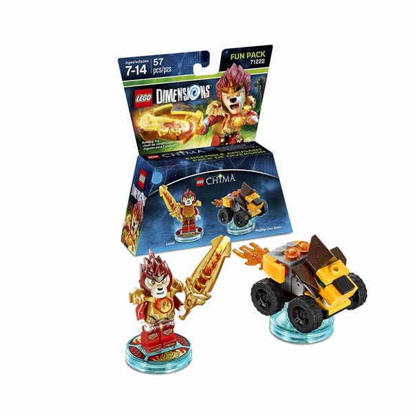 LEGO Dimensions Laval Fun Pack