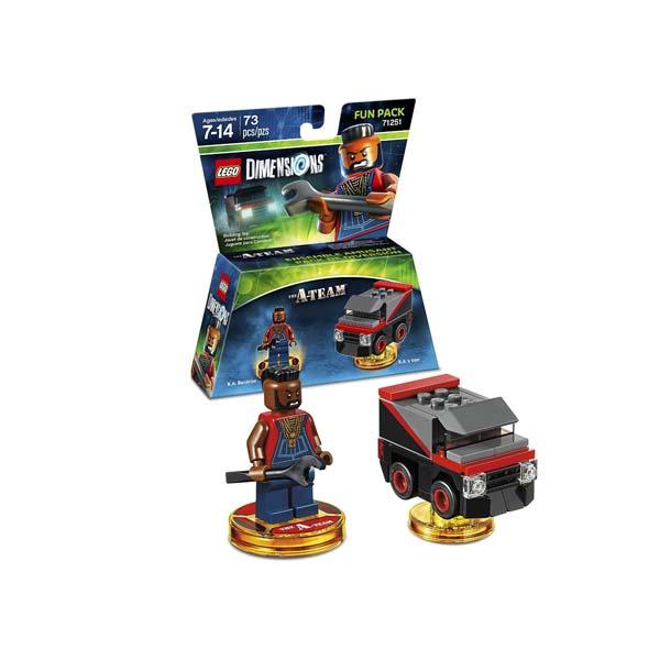 LEGO Dimensions Mr. T Fun Pack 71251