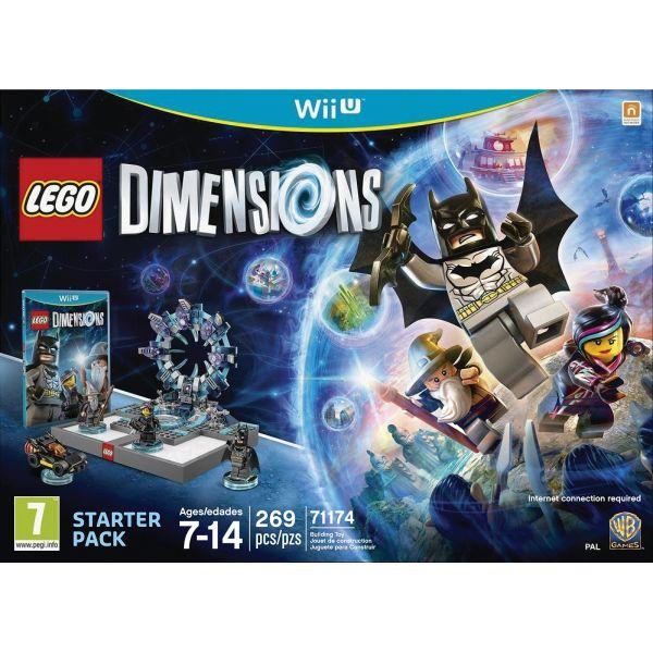 LEGO Dimensions (Starter Pack) Wii U