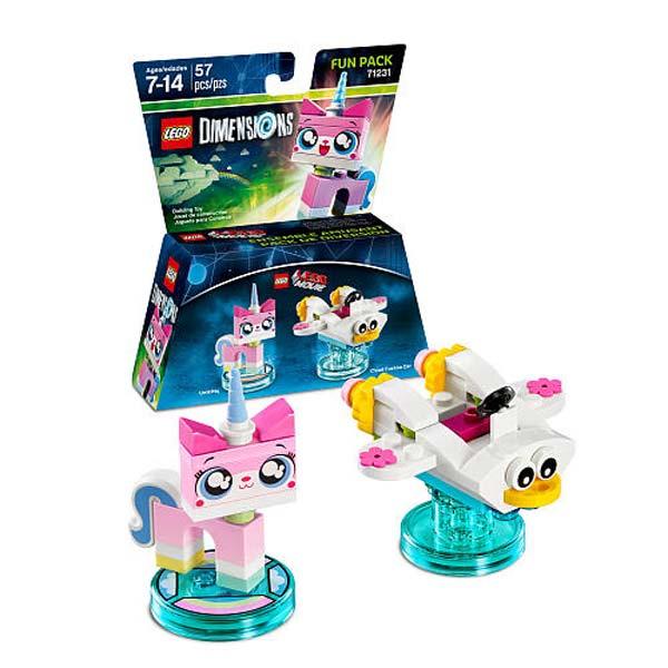 LEGO Dimensions Unikitty Fun Pack 71231