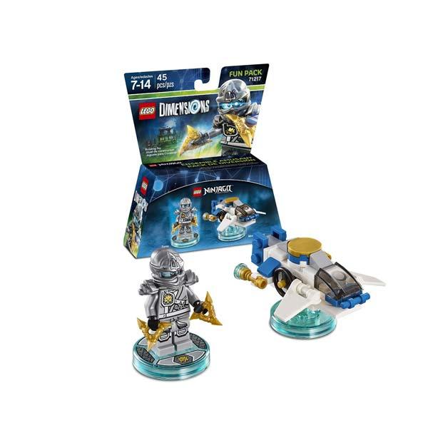 LEGO Dimensions Zane Fun Pack 71217