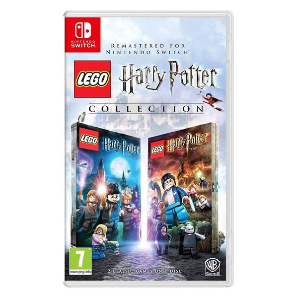 LEGO Harry Potter Collection (Remastered for Nintendo Switch)
