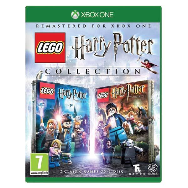 LEGO Harry Potter Collection [XBOX ONE] - BAZÁR (použitý tovar)