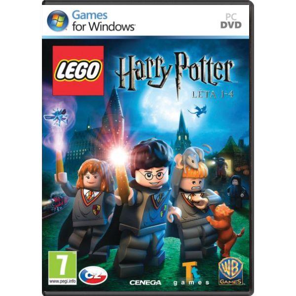 LEGO Harry Potter: Roky 1-4 CZ