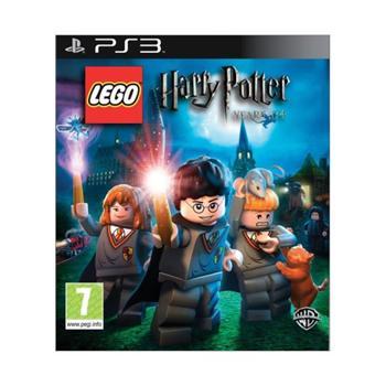 LEGO Harry Potter: Years 1-4 [PS3] - BAZÁR (použitý tovar)