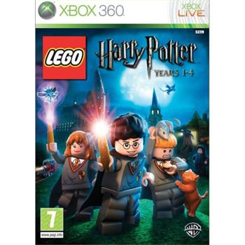 LEGO Harry Potter: Years 1-4 [XBOX 360] - BAZ�R (pou�it� tovar)
