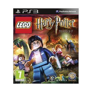 LEGO Harry Potter: Years 5-7 [PS3] - BAZÁR (použitý tovar)
