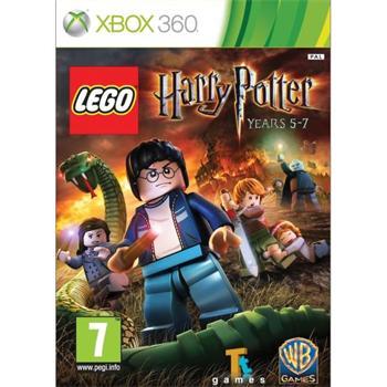 LEGO Harry Potter: Years 5-7 [XBOX 360] - BAZÁR (použitý tovar)