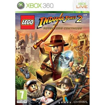LEGO Indiana Jones 2: The Adventure Continues- XBOX 360- BAZÁR (použitý tovar)