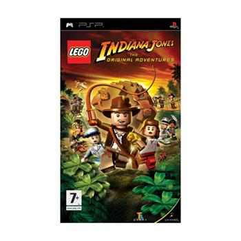 LEGO Indiana Jones: The Original Adventures [PSP] - BAZ�R (pou�it� tovar)
