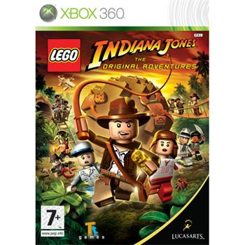 LEGO Indiana Jones: The Original Adventures [XBOX 360] - BAZÁR (použitý tovar)