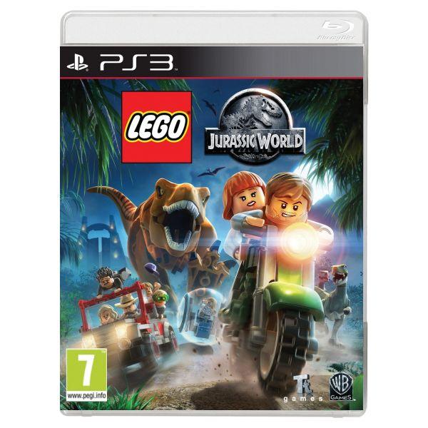 LEGO Jurassic World [PS3] - BAZÁR (použitý tovar)