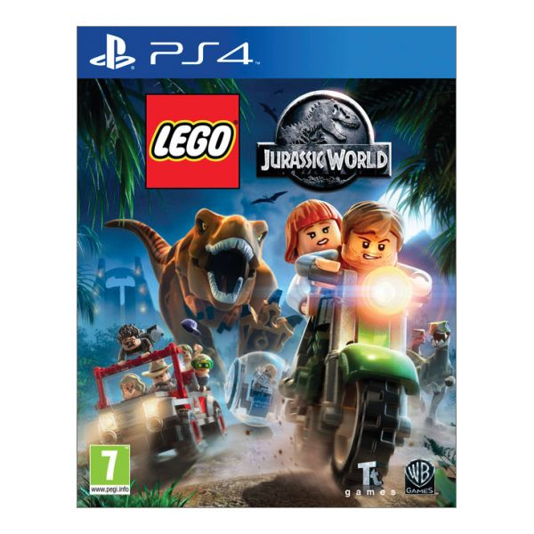 LEGO Jurassic World [PS4] - BAZ�R (pou�it� tovar)