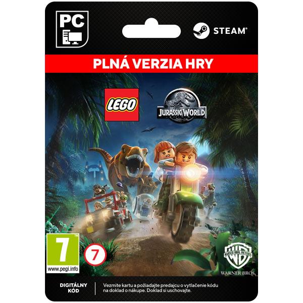 LEGO Jurassic World [Steam]