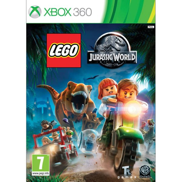 LEGO Jurassic World [XBOX 360] - BAZÁR (použitý tovar)