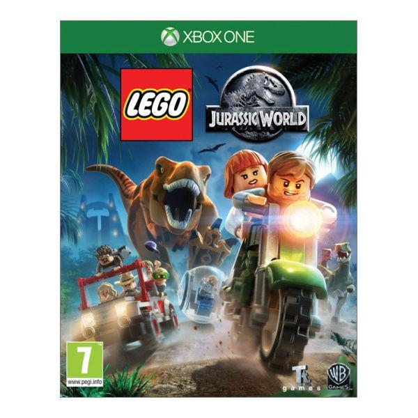 LEGO Jurassic World [XBOX ONE] - BAZÁR (použitý tovar)