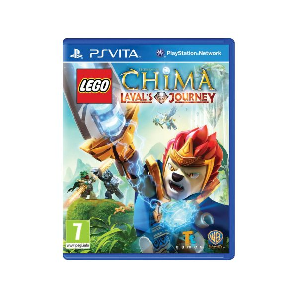 LEGO Legends of Chima: Laval�s Journey