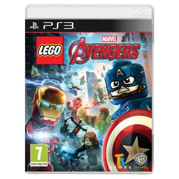 LEGO Marvel Avengers [PS3] - BAZÁR (použitý tovar)