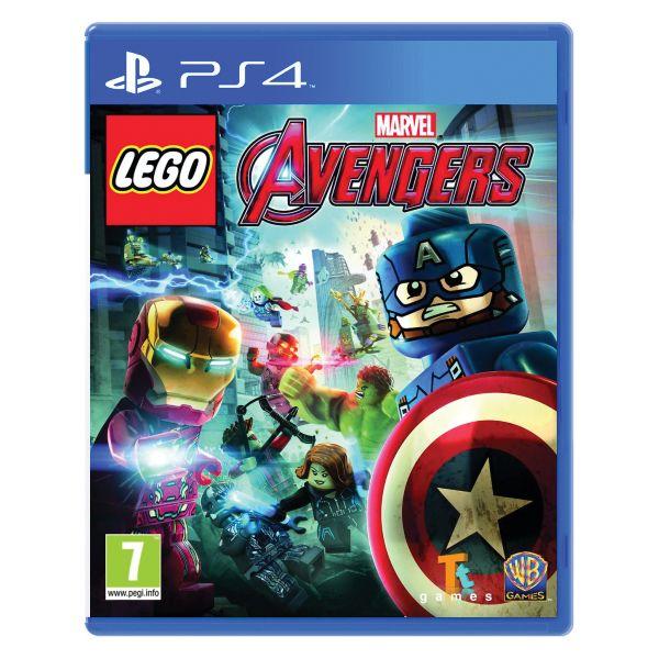 LEGO Marvel Avengers [PS4] - BAZÁR (použitý tovar)