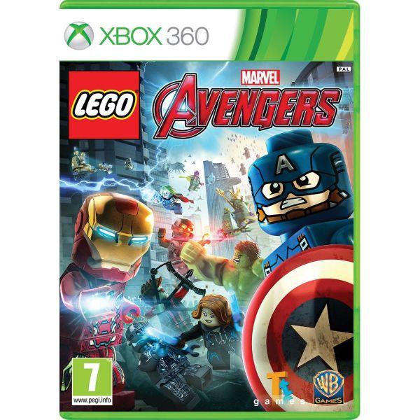 LEGO Marvel Avengers [XBOX 360] - BAZÁR (použitý tovar)