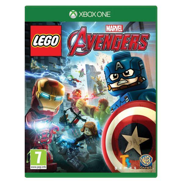 LEGO Marvel Avengers [XBOX ONE] - BAZÁR (použitý tovar)