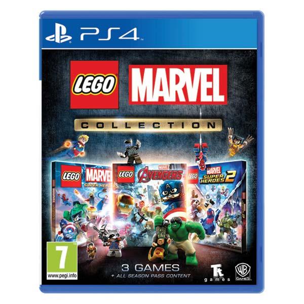 LEGO Marvel Collection [PS4] - BAZÁR (použitý tovar)