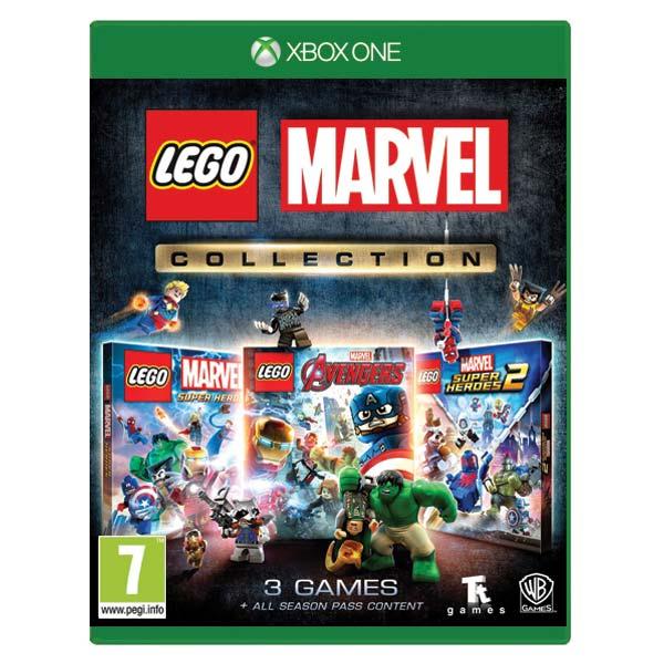 LEGO Marvel Collection [XBOX ONE] - BAZÁR (použitý tovar)
