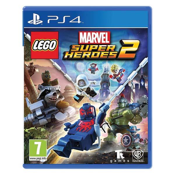 LEGO Marvel Super Heroes 2 [PS4] - BAZÁR (použitý tovar)